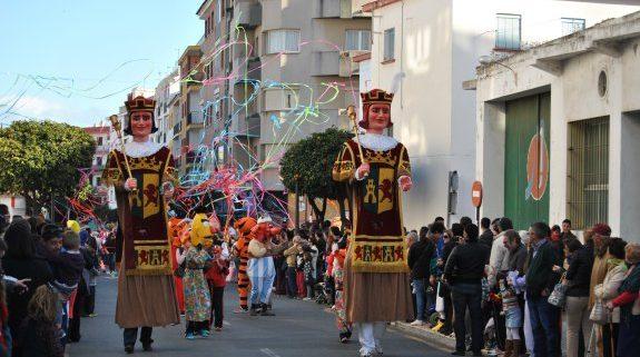 disfruta del carnaval de estepona