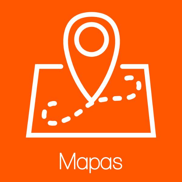 Mapas turísticos de estepona