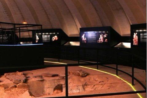 centro dolmenico de corominas