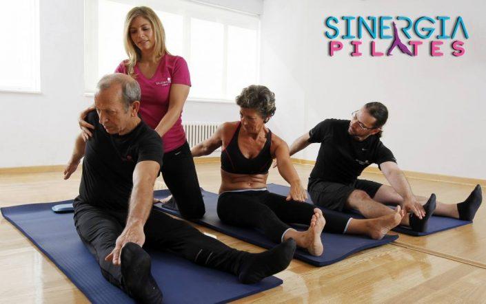 sinergia pilates sesiones