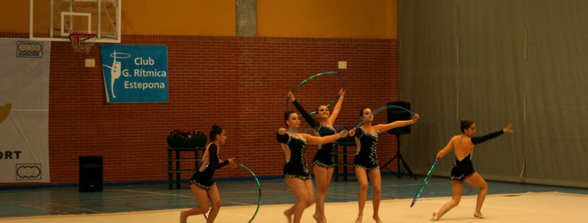 torneo gimnasia estepona