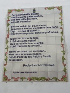 Poema Rocio Sanchez