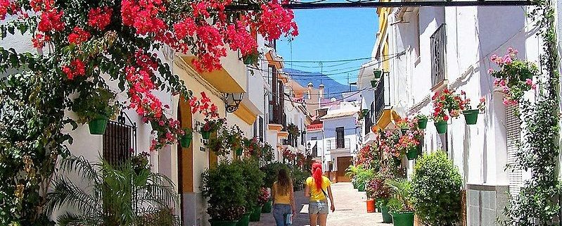 Estepona, Garden of the Costa del Sol