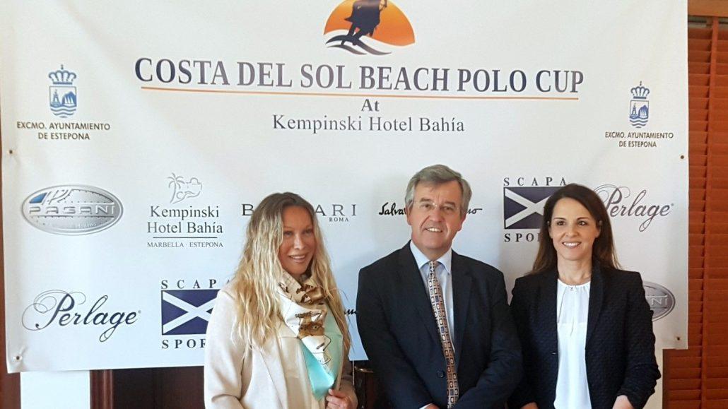 Costa del Sol Beach Polo Cup en Estepona