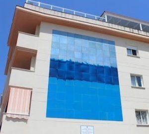 azul y mar