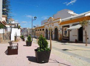 centro historico de estepona