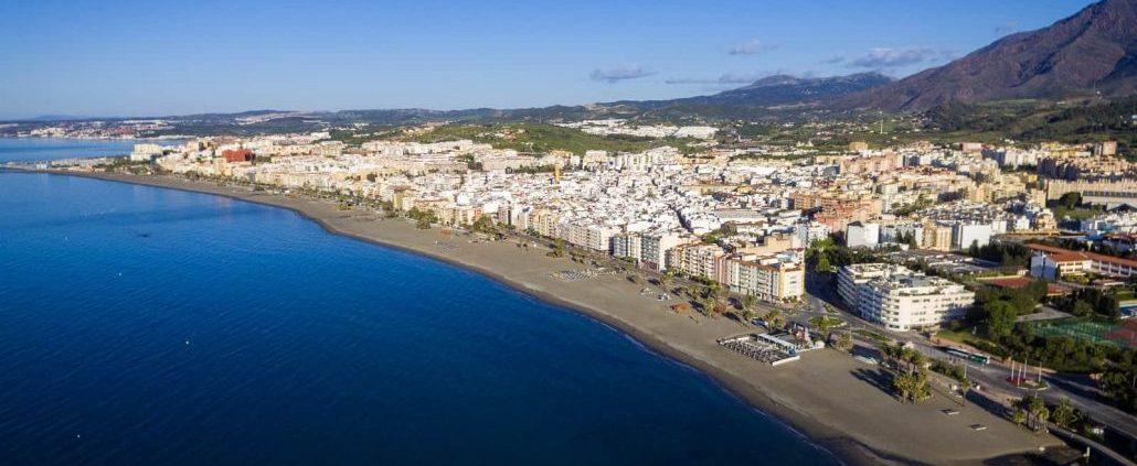 playas de Estepona portada