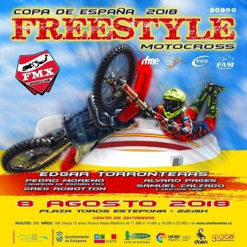 Actividades en la segunda semana de Agosto en Estepona freestyle