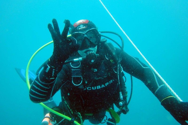 End of Summer 2018 in Estepona Diving