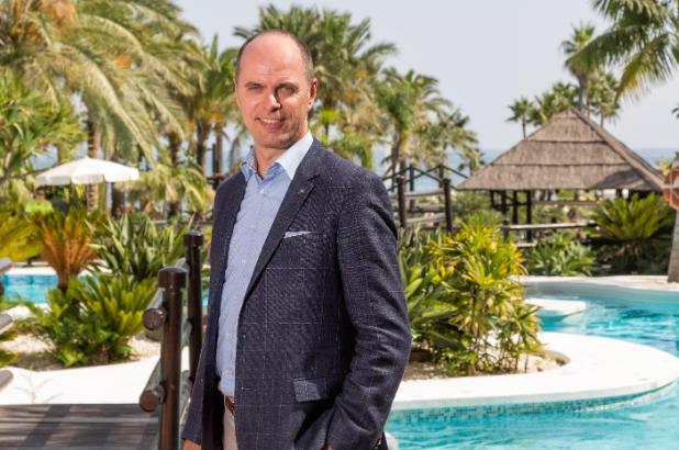 Axel Bethke director de Kempinski Hotel Bahía