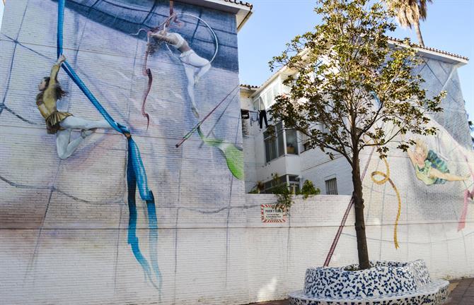 la ciudad de los murales 1