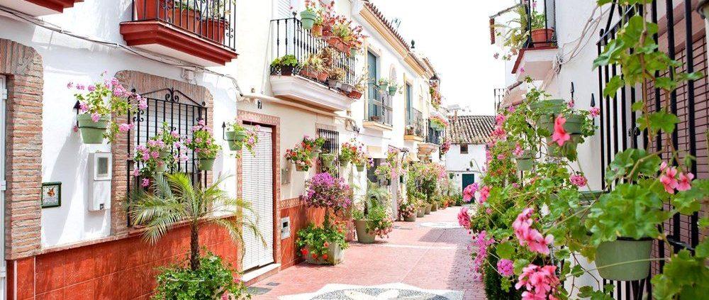 Calles más típicas de Estepona 01