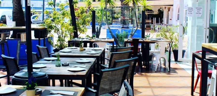restaurantes donde comer en Estepona
