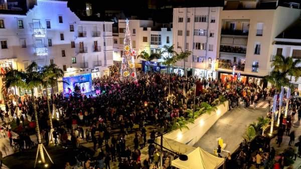 navidad en Estepona 03
