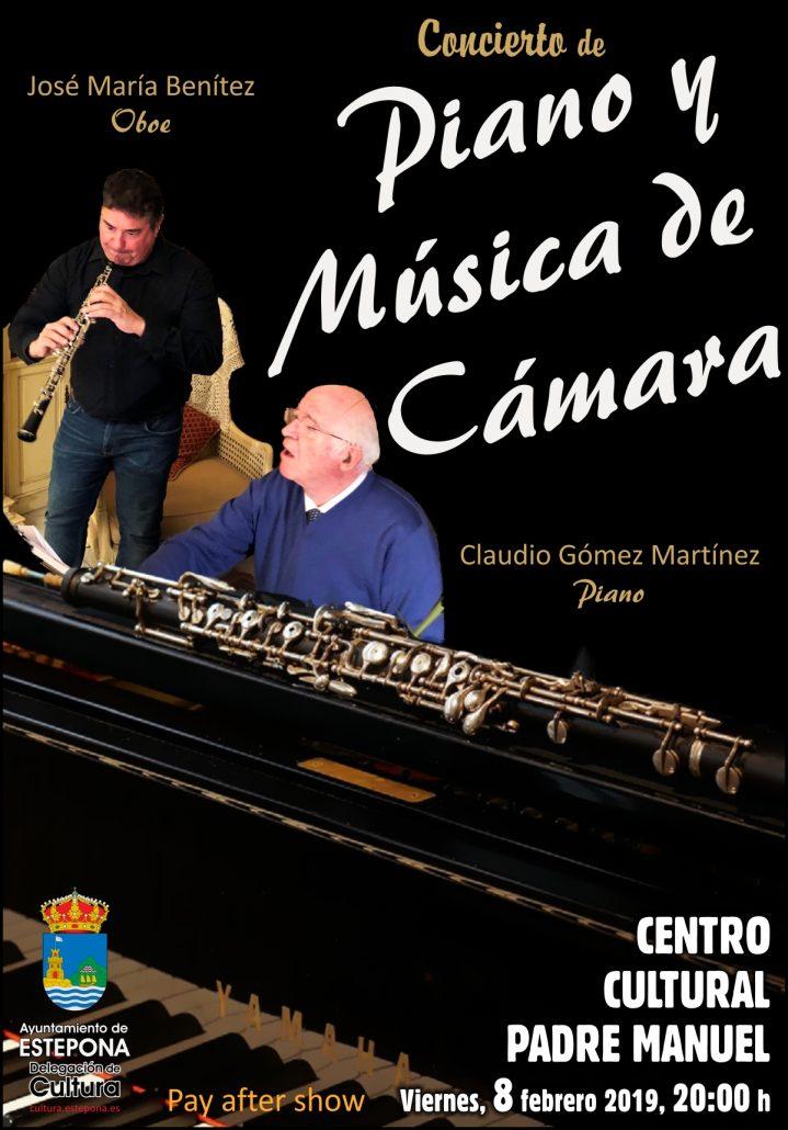 Concierto Piano Musica Camara