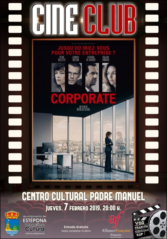 cineclub proyecta corporate