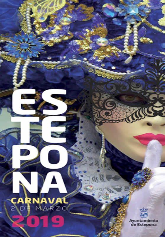 Carnaval de Estepona 2019 cartel