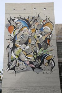 mural Leyton que ver en Estepona