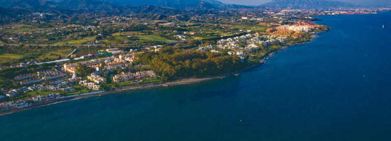 Mejores playas de Estepona