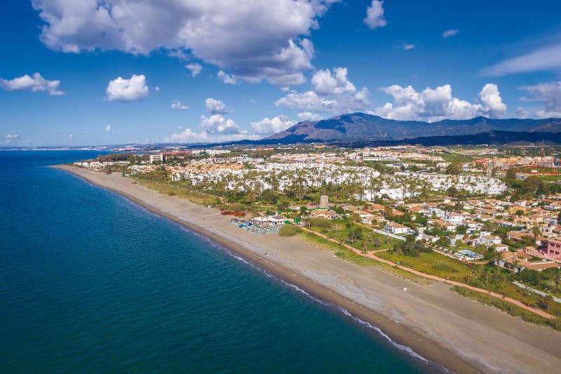 Playa Estepona El Saladillo