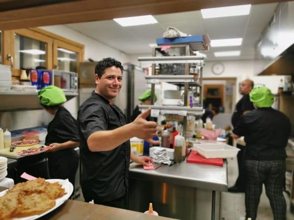 Chef del Chiringuito El Madero