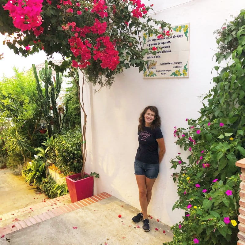 Entrevista a Cristina Maruri 1