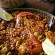 Los 18 tipos de arroces del Restaurante El Hatillo en Estepona