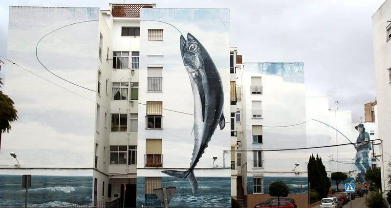 Qué ver en Estepona en un día ruta de los murales