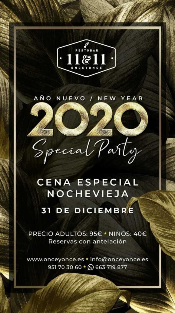 Cena de Navidad 11&11 Restrobar Estepona 2019 1.jpeg