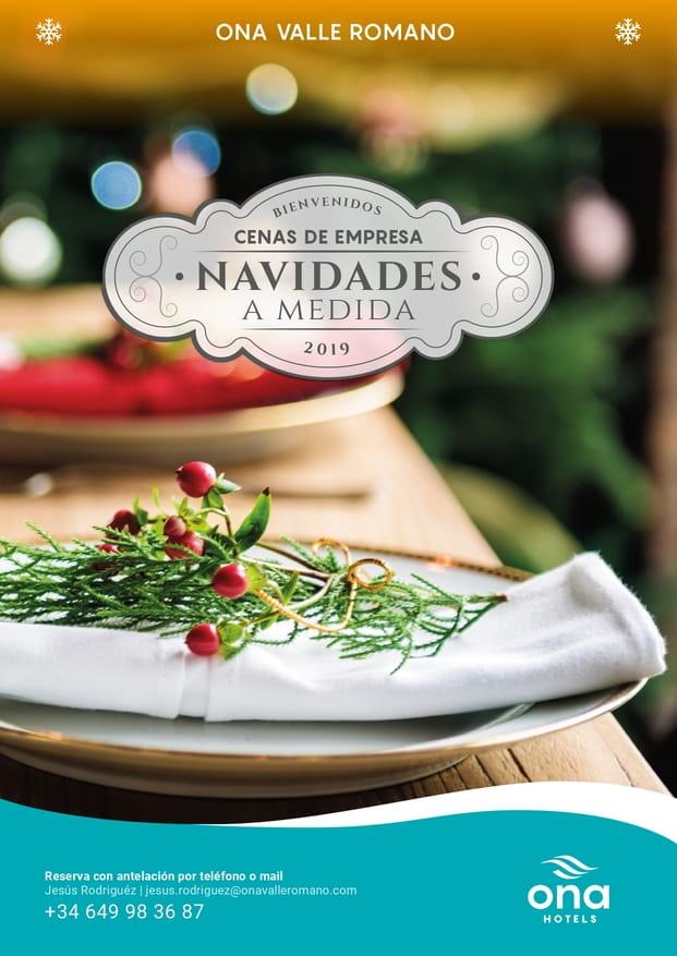 Cena de Navidad Ona Valle Romano Estepona 2019 7