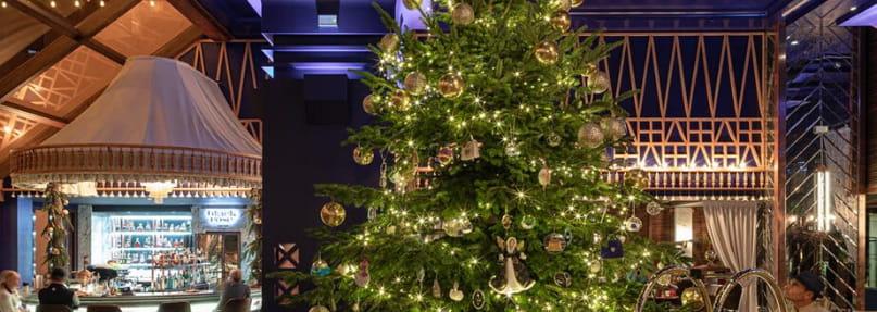 El árbol de Navidad más caro del mundo está en Estepona