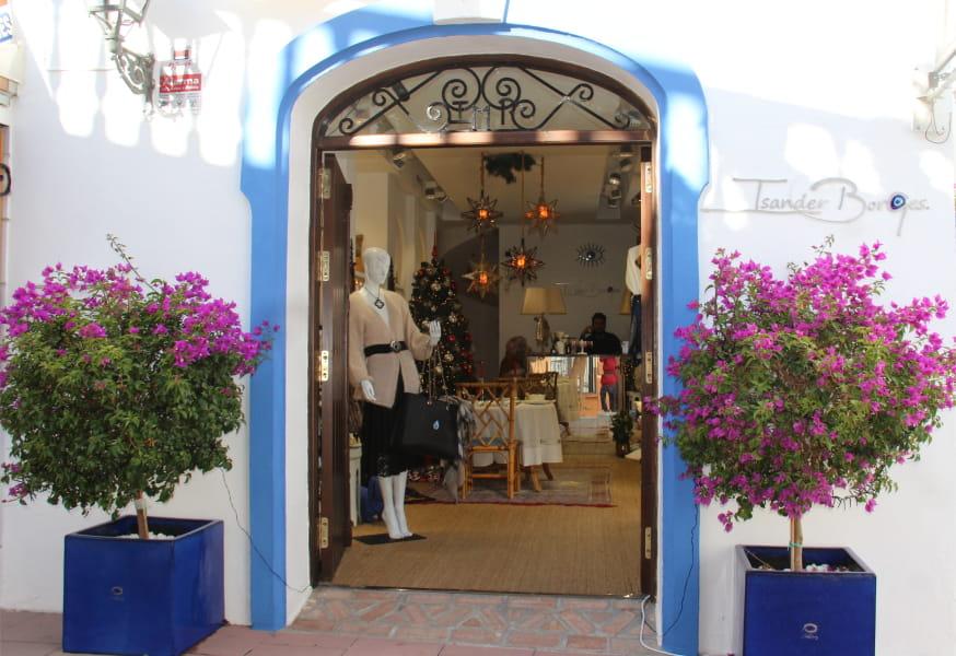 Isander Borges Tienda de Ropa de Mujer en Estepona
