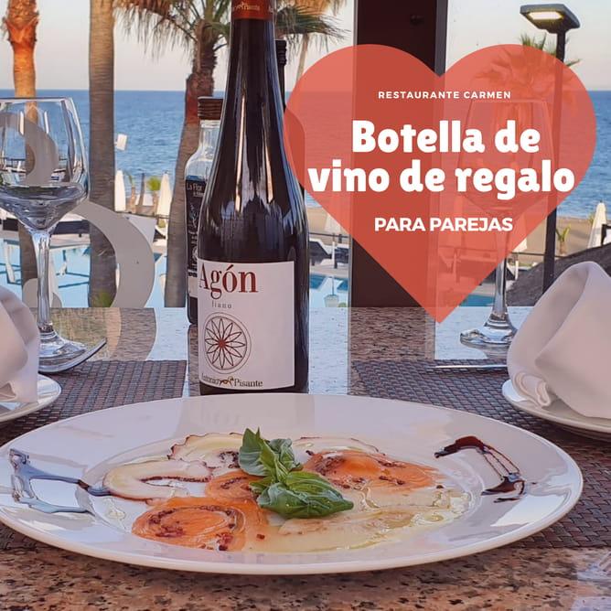 San Valentin Restaurante Carmen