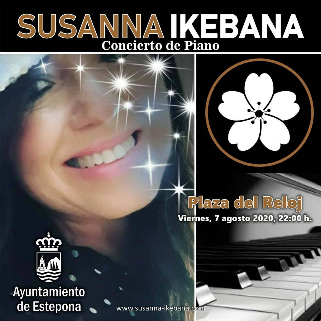 Concierto de Piano de Susanna Ikebana