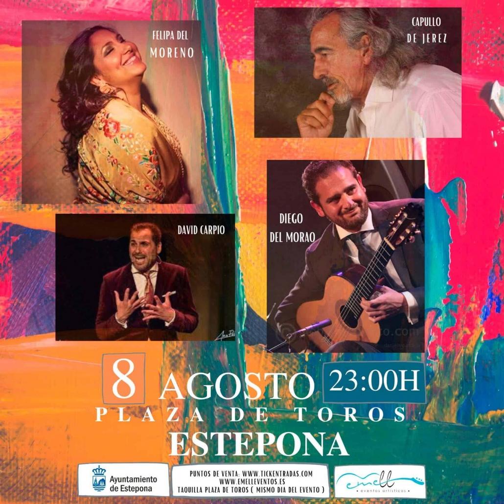 Festival flamenco ''Ciudad de Estepona''