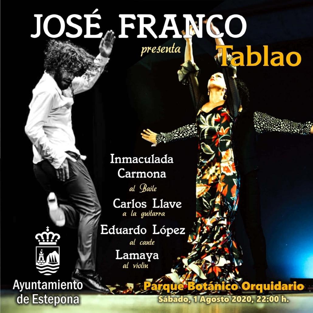 José Franco presenta ''Tablao''