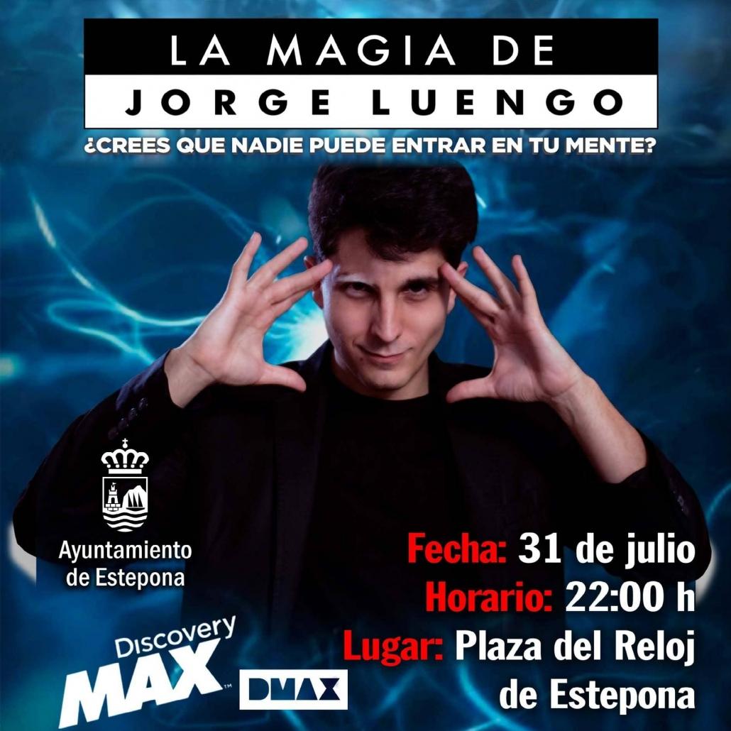 La magia de Jorge Luengo