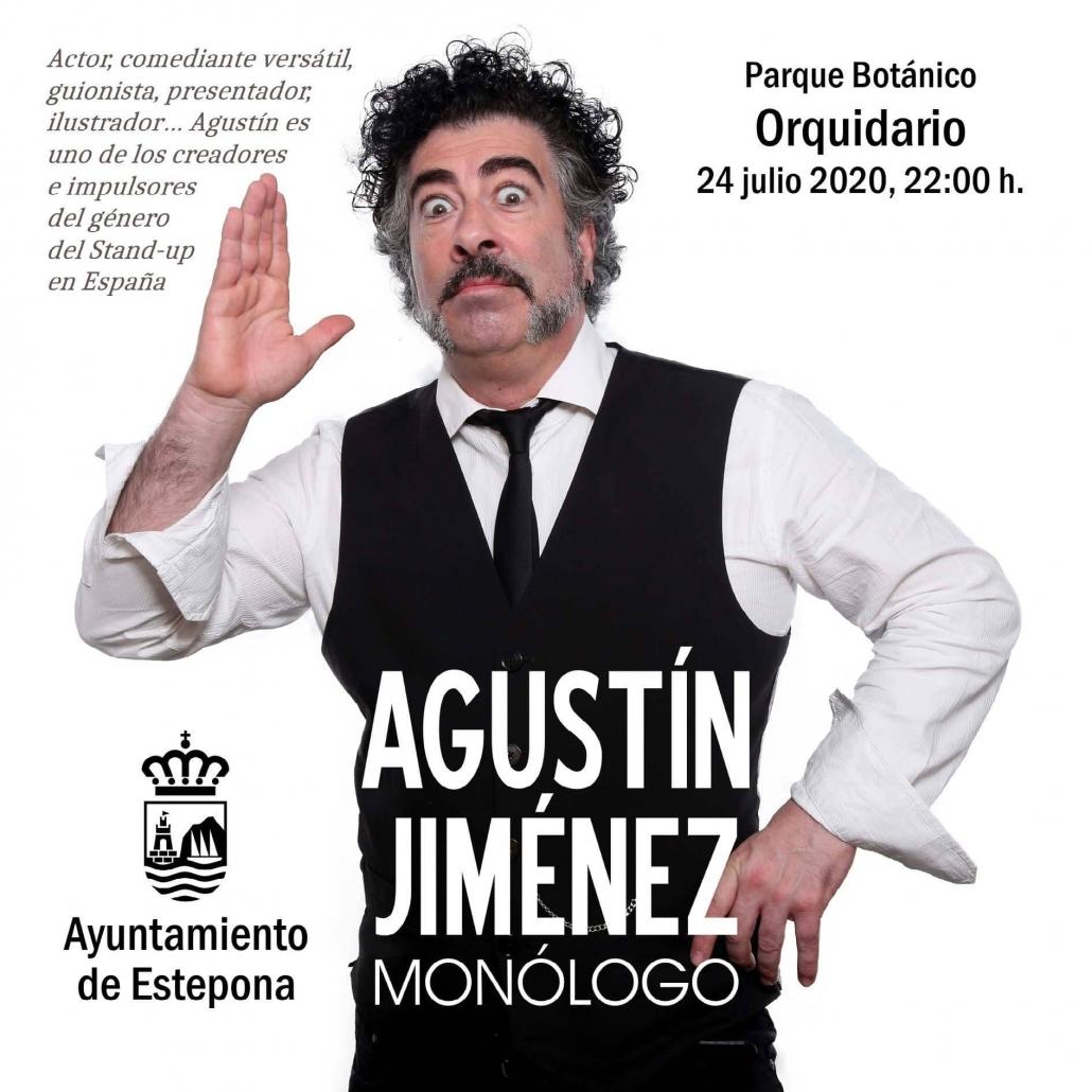 Monólogo de Agustín Jiménez
