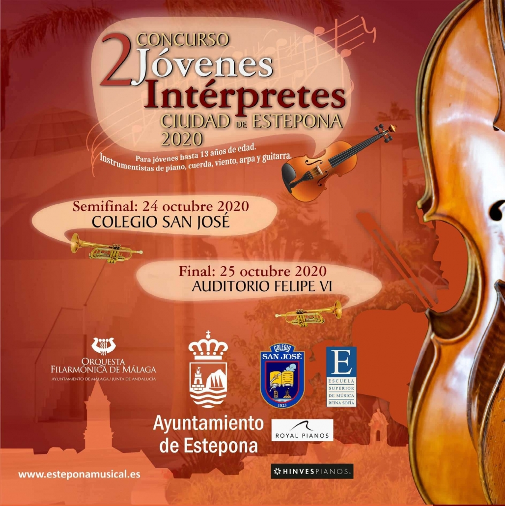 Concurso Jóvenes Interpretes